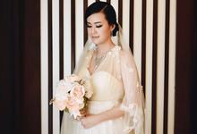 Beautiful Ribka on Her Wedding Day by Celeste