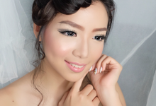 Ashley makeup by fleur