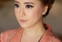 Thanx For Mrs. Sheren Tan by Natalia Ingkiriwang Bride Make Up