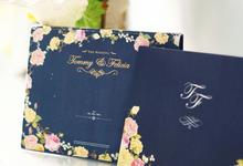 Blooming in The Box by Memoir Card
