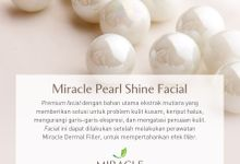 Momo Geisha melakukan prewedding treatment di Miracle by Miracle Aesthetic Clinic