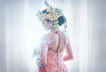 Wedding Sunda Stevi & Hasby by colorful photo cinema