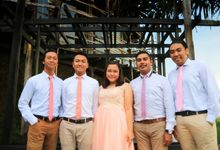 Dian & Ramond Wedding Reception by Middle-Hi Band