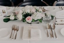 From the Smallest Details to the Grandest Events Wedding Fair by Forlino Dining on the Bay