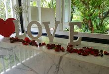 Love Is In The Air by EPeak Event Solutions