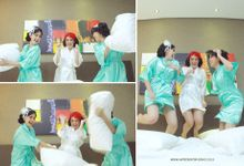 Garden Wedding Party of Indra&Bella by Antzcreator Photography