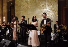 Wedding Bastian & Jennifer by Erwin Wong Entertainment