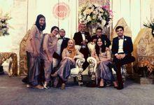 Raisa & Jeihan by Bunga Wedding Planner and Organizer