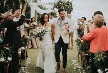Stephanie and Rodrigo Wedding by Glow Wedding & Event Planner