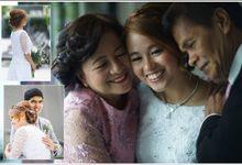 Pre-Wedding Photoshoot + Wedding by Angel Chua Lay Keng Makeup and Hair