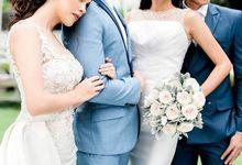 Rau Uson Bridal Collection Editorial Shoot by Bride Idea