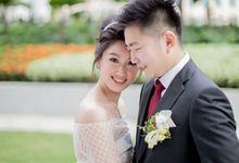 Grace Wedding. Natural & Korean Style Make Up by Marsia Yulia Signature Make Up