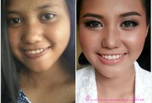 Graduation Makeup by Yuliana Makeup Atelier