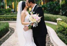 Gabriel & Christine Wedding by Krinoline