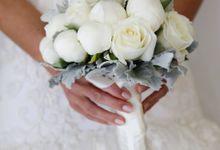 Adriana and Daniels wedding day by Velani