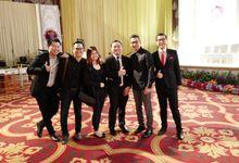 Andy & Katherine Wedding by Nico Santoso Entertainment