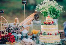 Maureen & Chuan Kai pre wedding Farmers Market styled shoot by Butter Studio