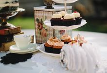 Vintage French Tea Party Styled Wedding Shoot by Butter Studio