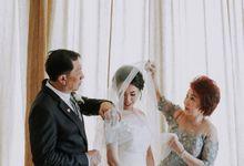 The Wedding of Ken & Natalia by La Sposa
