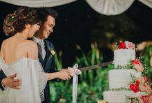 Wedding Day of Willy & Alviana by Edelweis Organizer