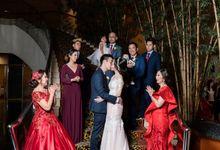 The Wedding Of Davis & Laura 7 OKTOBER 2017 by BEST Entertainment and Organizer