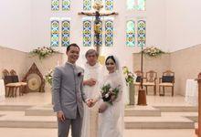 Wedding Mr.Ega & Mrs.Sheilla by Ventlee Groom Centre