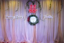 Beautiful Marriage to Hong Chan and Julie by EPeak Event Solutions