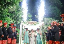 The Wedding of Asti & Andi by Bantu Manten wedding Planner and Organizer