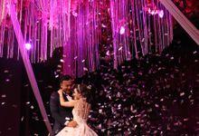 The Wedding of William & Caroline by The Trans Resort Bali