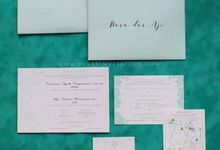 Nana & Aji by Vinas Invitation