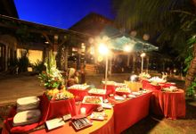 Theme Night Dinner by Novotel Bali Nusa Dua