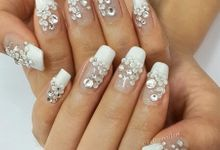 Wedding Nails Portfolio by felizenailart