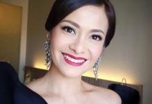 Makeup for ERSA MAYORI by Charlotte Beauty Studio