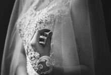 Natasya Jeffrey Wedding by #thephotoworks