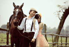 Pre-Wedding by POP-UP