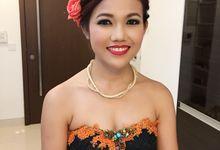 FUJI ROM by Stephy Ng Makeup and Hair