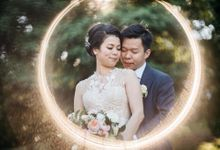 Rustic Wedding of Veronica and Julius by Vicario Bride