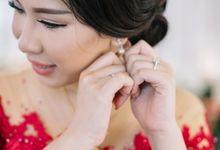 Gladys & Hansen E-Day by Twogather Wedding Planner and Event Organizer