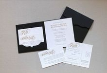 Alexander & Kaylar by Vinas Invitation