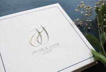 Jacob & Jaime by Vinas Invitation