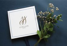 Jacob & Jaime by Vinas Invitation