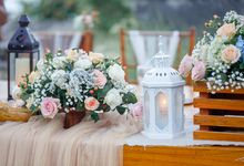 Rustic Elegant Wedding by Birdcage Works