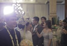 The Wedding of Tessa & Jake by Bantu Manten wedding Planner and Organizer