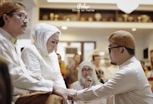 Dini & Yudi by Bunga Wedding Planner and Organizer