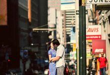 Jon & Nita Prewedding Photo Session by Omoide Portraiture