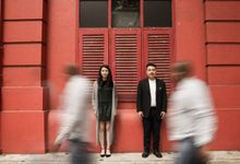 JODYLISSA The PREWEDDING by Costes Portrait