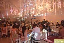 Dan & Tin Wedding 2016 by Bearland Paradise Resort - Casa Blanca Convention Hall