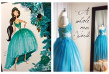 Timeless Princess Collection by Amanda Lee Weddings