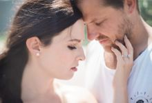 Jay and Monica engagement session in bali by hery portrait