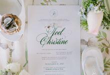 Joel and Tin Garden Wedding by CamZar Photography